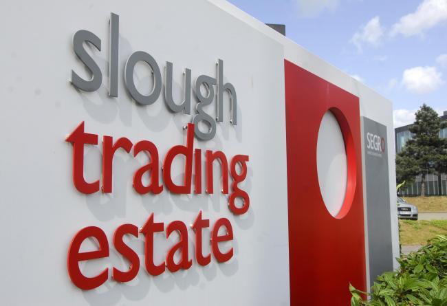 Slough trading estate
