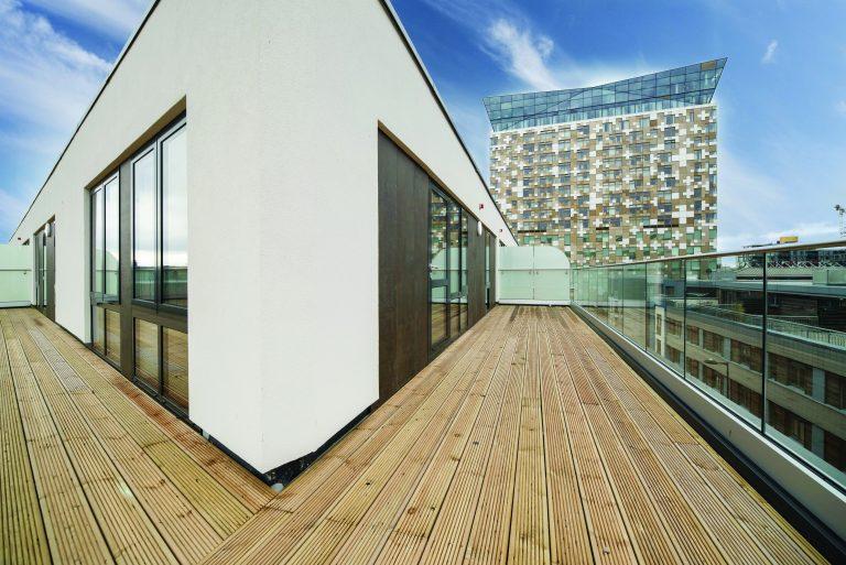 Ridley House - Balcony
