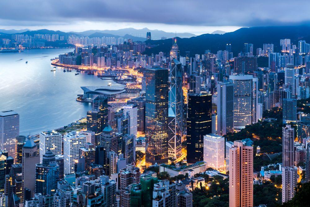 Hong Kong Scenic