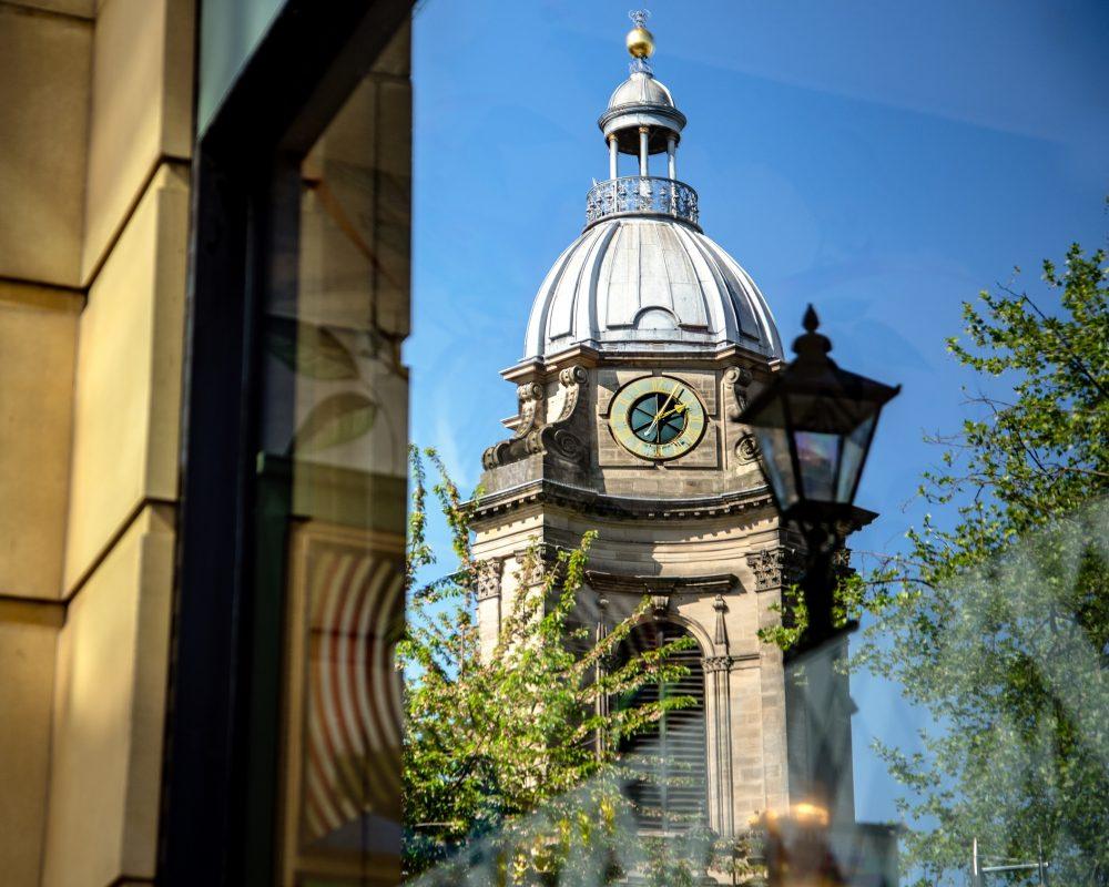 Birmingham clock