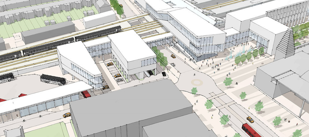 Oxford Station Masterplan