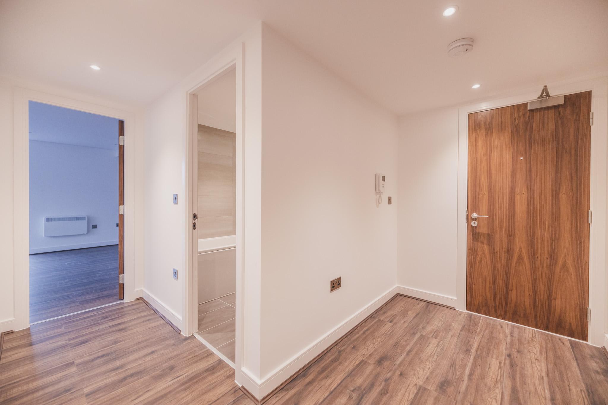 SGUV hallway