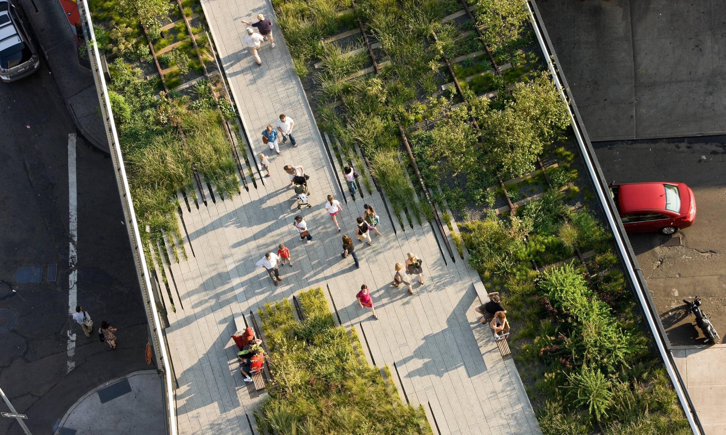 High Line Manhattan