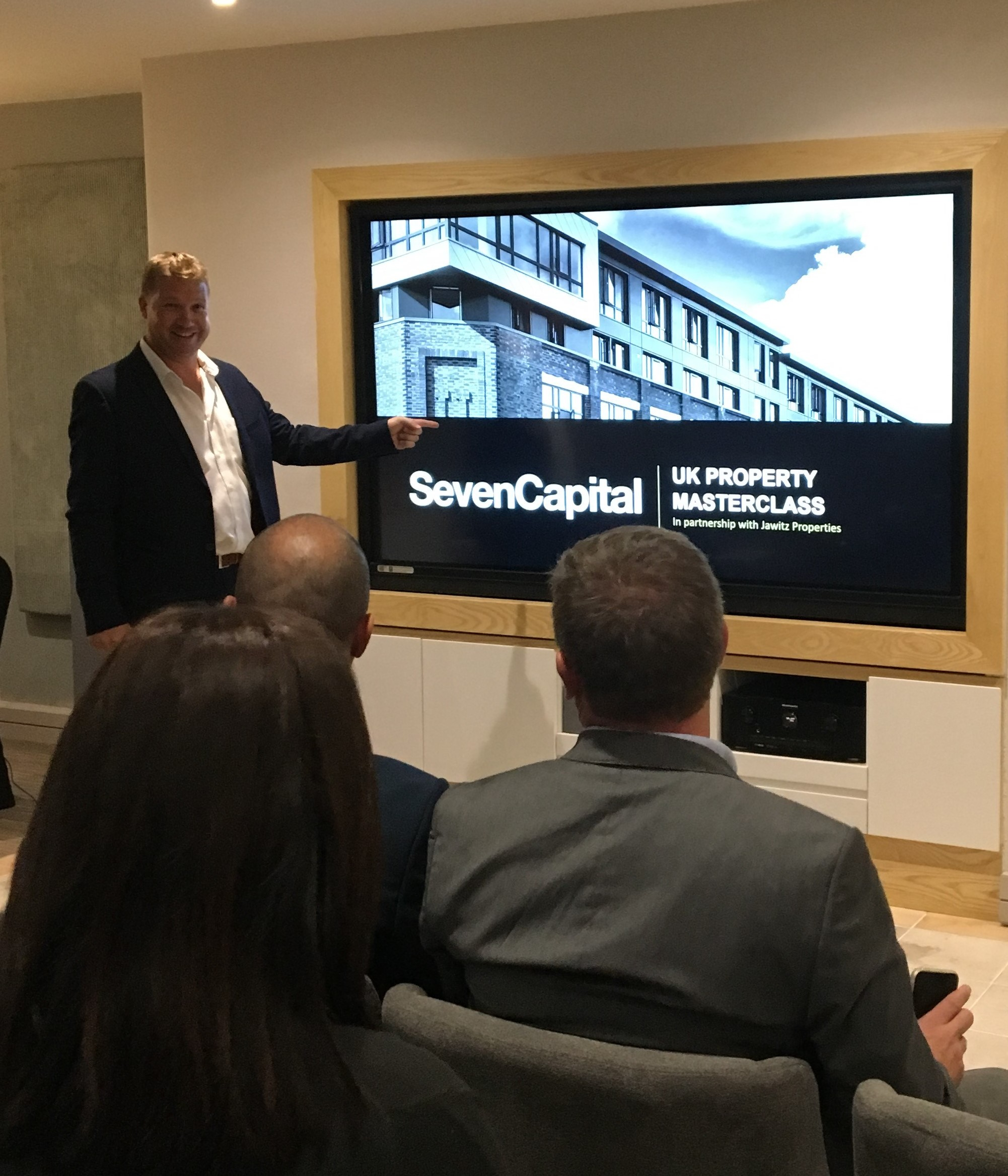 Jawitz UK Property Masterclass, In Partnership With