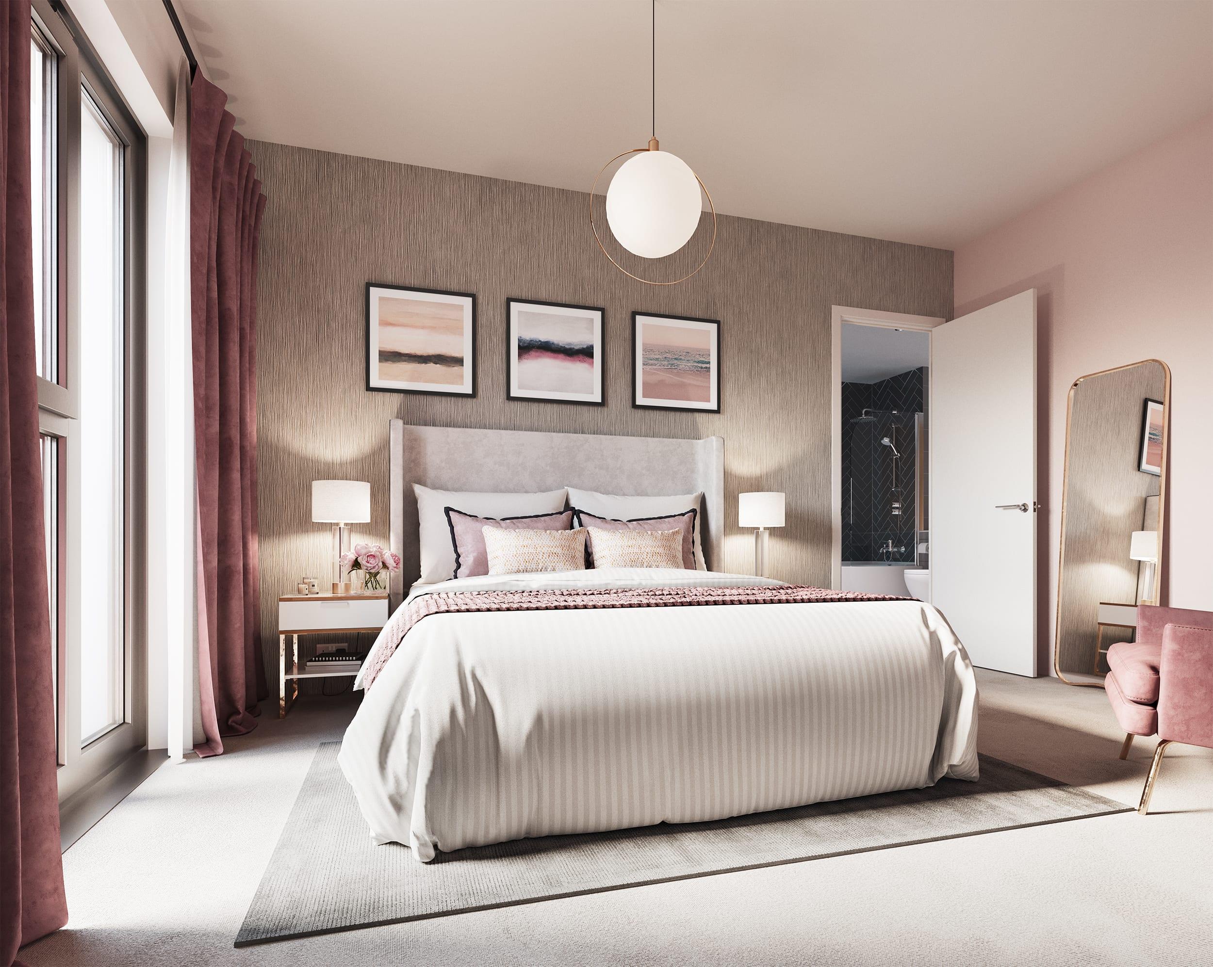 The Grand Exchange Bedroom