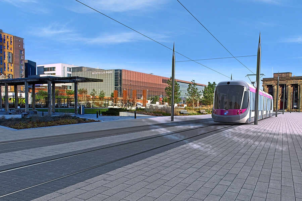 Midland Metro Expansion